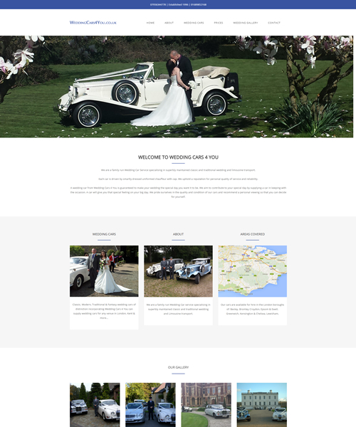 Wedding Cars 4 You