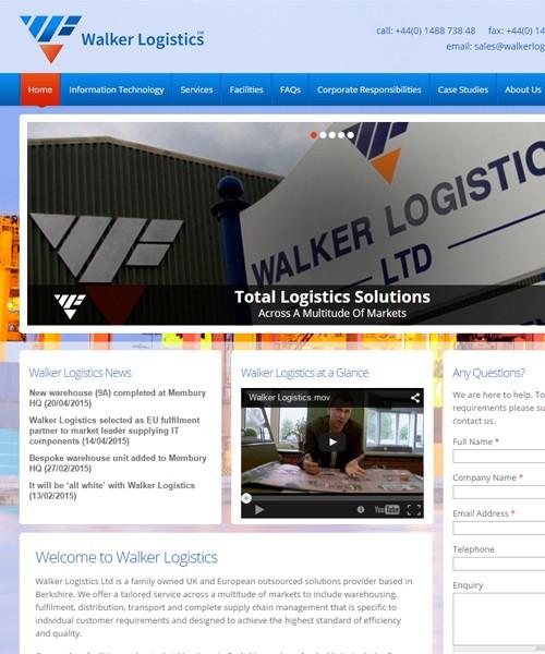 Walker Logistics