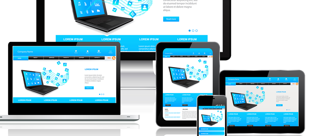 Mobile Friendly, Responsive Web Design