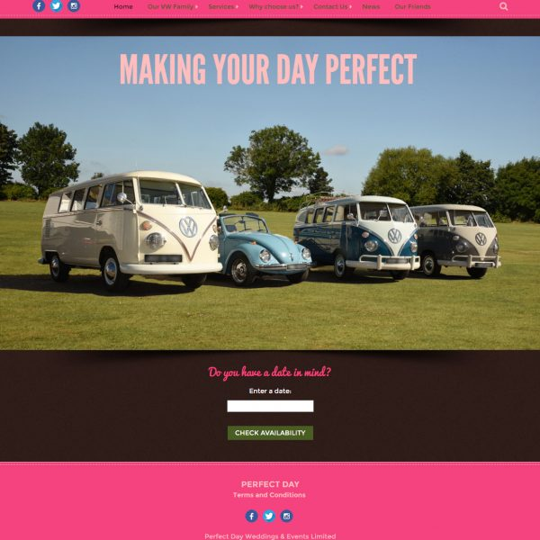 Perfect Day Weddings & Events